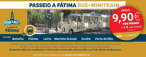 Comboio de Fátima